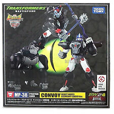 Takara Transformers Masterpiece Mp-38 Beast Wars Supreme Optimus Prime Xmas