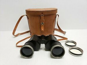Vintage S&A Mariner 7X, 50 Coated Precision Optics Lightweight Binoculars 701