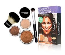 BELLAPIERRE All Over Face Contour and Highlighting Kit (Deep) 5-tlg. NEU&OVP