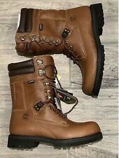 Timberland Super Boot Extreme GTX Brown Leather 40 Below Men(size 11)
