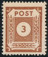 SBZ, MiNr. 56 b, tadellos postfrisch, gepr. BPP, Mi. 110,-