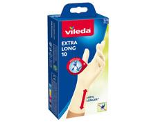 50 Vileda Extra Long Einmalhandschuhe ungepudert Qualitat Handschuhe Größe S/M