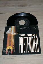FREDDIE MERCURY the great pretender 45 Italy PROMO