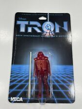 New listing Tron 20th Anniversary Warrior Guard Neca action figure on card