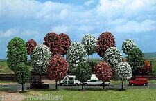 BUSCH 6584 N / TT, 18 Frühlingsbäume, 40 - 70 mm hoch, Neu