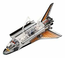 Puzzle 4D Space Shuttle Aoshima Skynet VISION Vehicle No.01 1/72 Toy Collectible