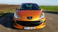 Peugeot 207 Tendance 75, TOP-Zustand; unfallfrei; 72.000 km; TÜV 02/21