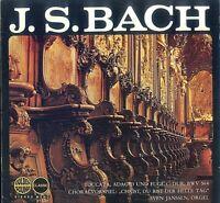 J.S. Bach, Sven Janssen – Toccata, Adagio Und Fuge C-dur, BWV 564 / Choralvorsp