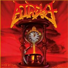 Atheist - Piece Of Time Limited CLEAR 200 LP Thrash Metal Vinyl CLASSIC NEW COPY
