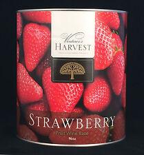 Vintner's Harvest Strawberry Fruit Wine Base, 96oz