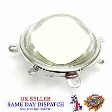 77mm Reflector Collimator Lens With Fixed bracket For 30W 50W 70W 100W Led Light