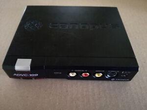 Canopus ADVC-100 Audio-Videokonverter