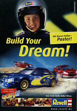 Prospetto REVELL Build Your Dreams 2004 94040 PEUGEOT 307 WRC Subaru Impreza xsar
