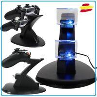 Base de carga para mando PlayStation 4 Dock cargador Game Controller Pad PS4 PS