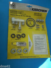 NEW KARCHER PUMP REPAIR KIT/ SPARE PARTS KIT FITS 355 & 400 UNITS  2.883-228 OEM