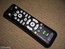 MICROSOFT XBOX 360 DVD control remoto de Media en Negro Controlador de los medios de comunicación