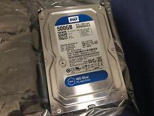 Western Digital Caviar Blue WD5000AZLX 500GB 7200 PATA/IDE 3.5 Hard Drive
