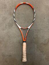 "Head Microgel Radical MP Used Racquet 4 1/2"" Grip"