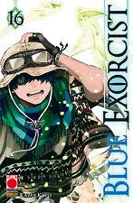 MANGA - Blue Exorcist N° 16 - Graphic Novel 104 - Planet Manga - NUOVO