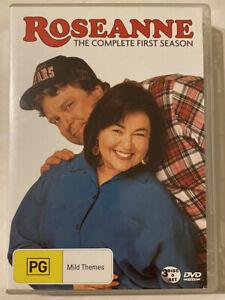 DVD - Rosanne The Complete First Season (3 Disc Set) PAL Region 4