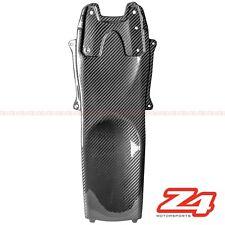 2006 2007 GSX-R 600 750 Rear Lower Bottom Tail Tray Fairing Cowling Carbon Fiber
