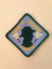 Girl Scout Heart of Missouri Council Juliesta Patch - MINT!