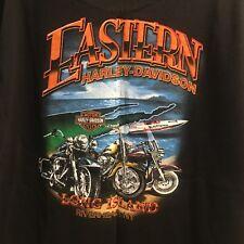 Harley Davidson T Shirt Large