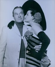Bob Hope & Jane Russell Hollywood Superstars Press Photo