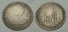 New listing ☆ Unbelievable ! ☆ 200+ Year Old Silver Colonial Coin ! ☆ Very Nice !