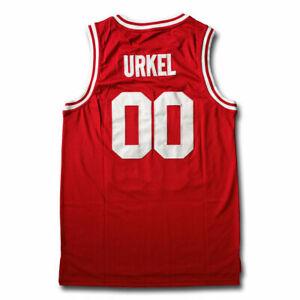 Steve Urkel #00 Vanderbilt HS Basketball Jersey Family Matters Stitched S-3XL