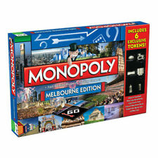 Monopoly Melbourne Edition Game Board