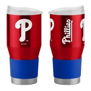 Philadelphia Phillies 24oz Twist Ultra Travel Tumbler [NEW] MLB Cup Mug Coffee