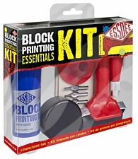 ESSDEE Qebl38pek Block Printing Essentials Kit