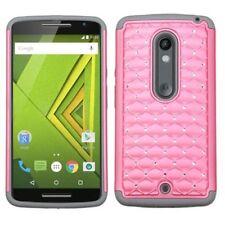 Étuis, housses et coques avec clip gris pour téléphone mobile et assistant personnel (PDA) Motorola