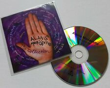 Alanis Morissette PROMO - The Collection - USA Advance CD. Jagged Little Pill