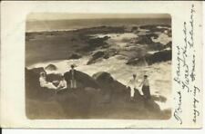 Queensland Sg#232(single frank) Mackay 2/Se/07 Real Photo Postcard View