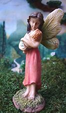 Miniature Fairy Mother and Baby  Child  MG 123  Dollhouse  Faerie