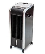 Aire acondicionado Portatil función frío, calor, humidificador, Ionizador y más.