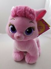 NWT BUILD A BEAR Disney Princesses Palace Pets Beauty Stuffed Pink Kitty Cat BAB