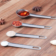 Stainless Steel Measuring Spoon Baking Cups Spoons Kitchen Cooking Tool J