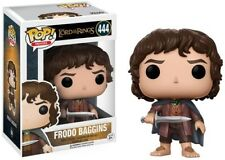 LORD OF THE RINGS/HOBBIT - FRODO BAGGINS Funko Pop! Movies: Toy
