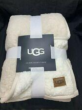 "Ugg Classic Sherpa Throw Blanket in Ceramic 50""x70"""