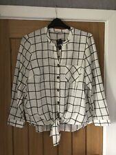 Ladies BN Checked Shirt  Size 18