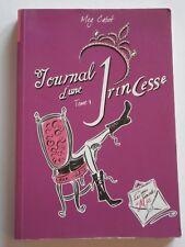 Journal d'une Princesse - Tome 1 - La grande nouvelle – état neuf