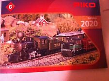 Piko G Scale 2020 Product Catalog