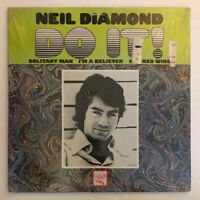 Neil Diamond - Do It! - SEALED 1971 US Stereo 1st Press Bang BLPS-224