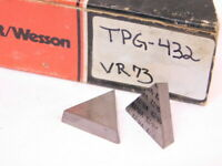TUNGALOY TPNG220408 3175 TPG432 CARBIDE TURNING INSERTS