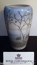 Royal Copenhagen Vase - Le Bouleaux - Porte Fleurs