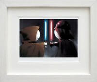 Good vs Bad by Doug Hyde, Framed Limited Edition