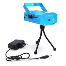 R&G Super Mini Projector DJ Disco LED Light Stage Party Laser Lighting Show Plug